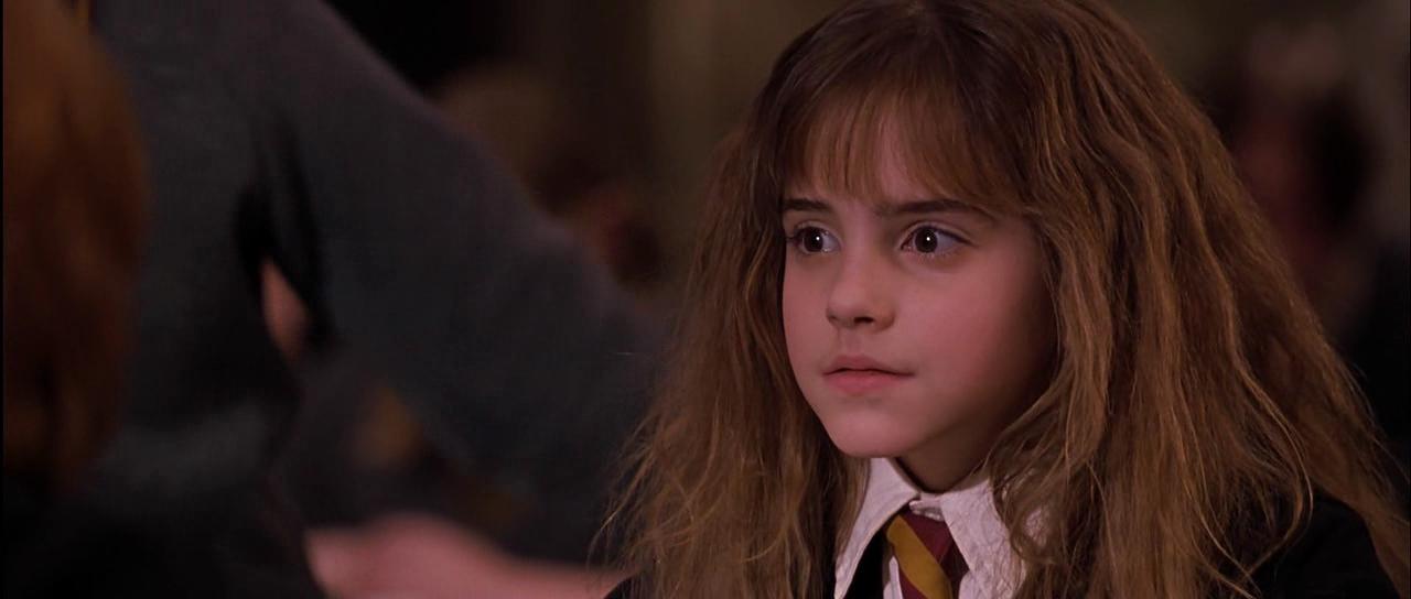 Emma Watson & Robert Pattinsons