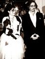 Helena and Johnny - helena-bonham-carter photo