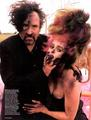 Helena and Tim - helena-bonham-carter photo