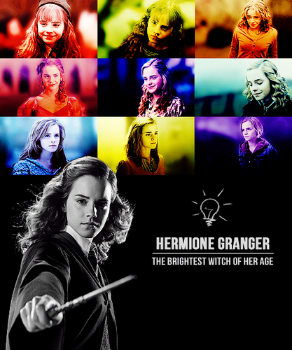 Hermione Granger brightest witch of her age