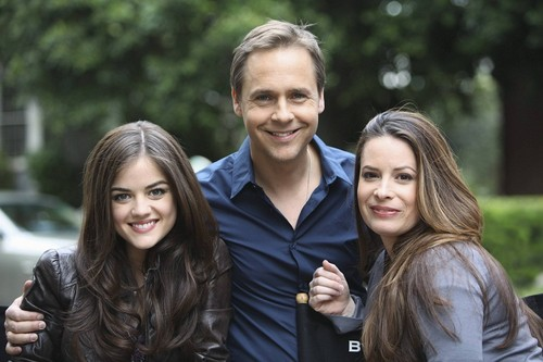hulst, holly - Promotional foto's & Stills - Pretty Little Liars