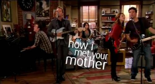 How I Met Your Mother Special Logo