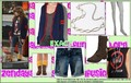 How to dress like Cece