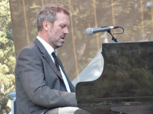Hugh Laurie at Hardly Strictly Bluegrass Festival- 01.10.2011