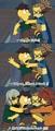 Inazuma Eleven: Simpsons Style