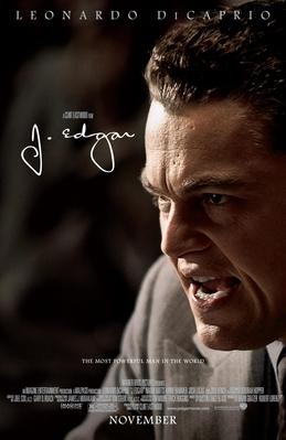 J.edgar movie poster!!!