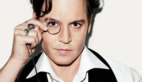 Johnny Depp wallpaper possibly with a portrait called JD vanity fair