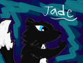 Jade Wolf? - total-dramas-kids fan art