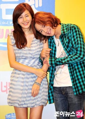 Jang Geun Suk & Kim Ha-Neul