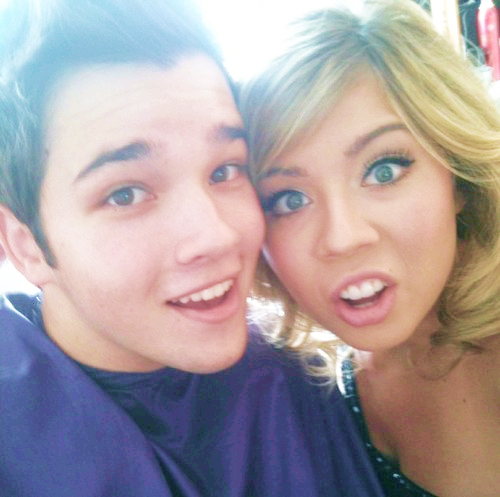 Jennette Mccurdy And Nathan Kress: Nathan Kress And Jennette McCurdy Fan Art