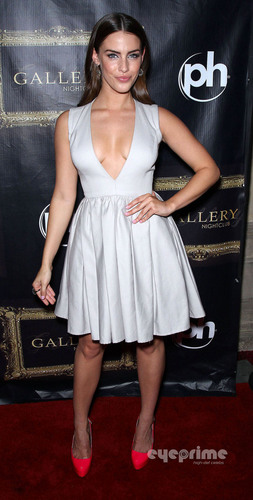Jessica Lowndes Hosts a Party at Gallery Nightclub in Vegas, Oct 1