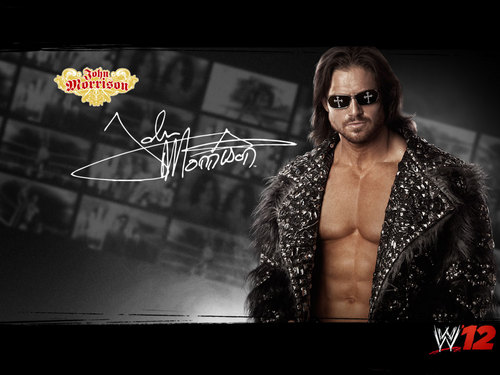 John Morrison - wwe Wallpaper