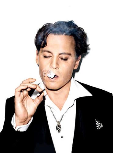 Johnny Depp vanity fair