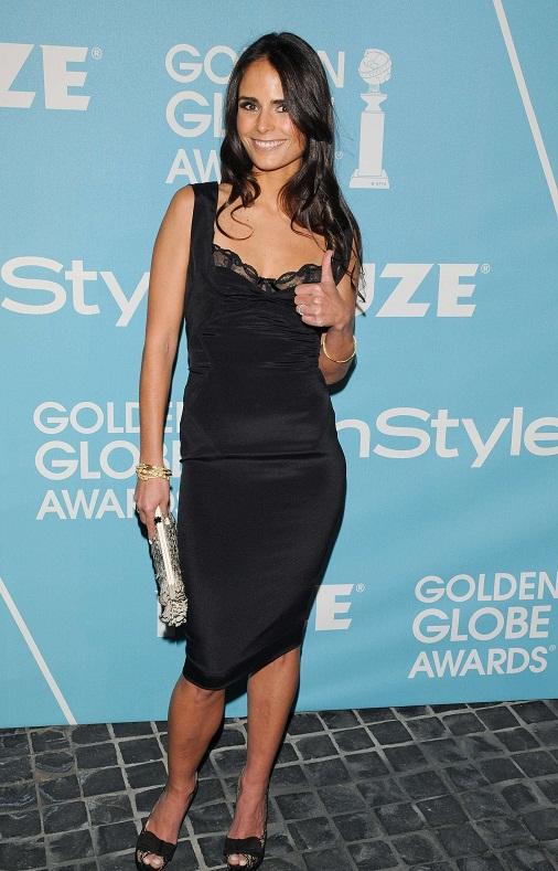 Jordana - Miss Golden Globe Announcement Party, 09Dec, 2010