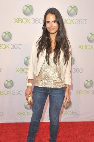 Jordana - World Premiere Of Project Natal For Xbox 360 in LA, 13Jun, 2010
