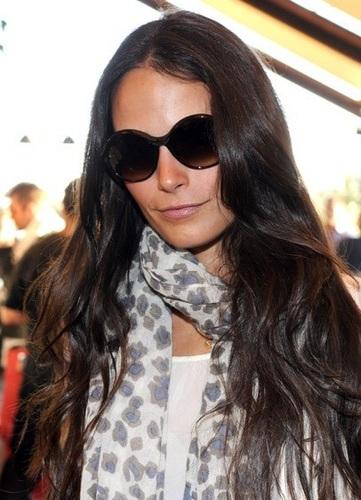 Jordana - at the luncheon Solstice Sunglasses, 16 Nov, 2010