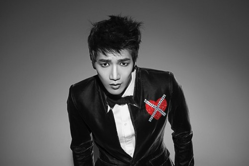 "Jun.K ""Alive"" Concept pictures"