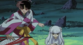inuyasha - Kagura screencap