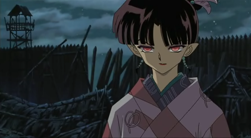 Kagura - inuyasha Screencap