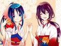 Kaoru and Tomoe <3