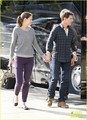 Katie Holmes Holds Hands with Her Hubby!