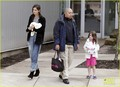 Katie Holmes: Suri Drops Her Ice Cream! - suri-cruise photo