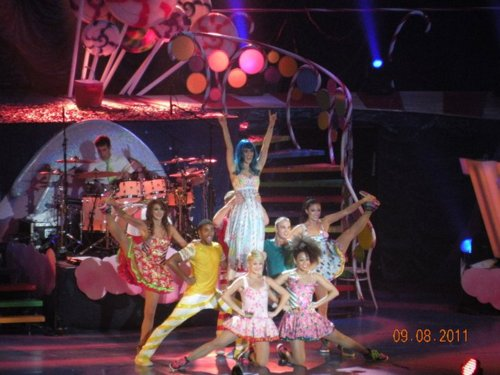 Katy Perry-California Dreams Tour 2011