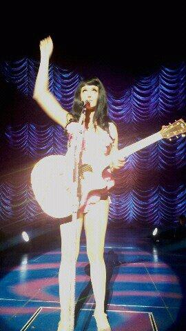 Katy Perry-California Dreams Tour 2011