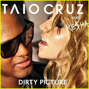 Kesha and Taio Cruz Dirty Picture