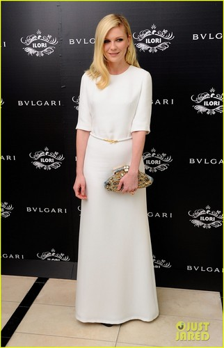 Kirsten Dunst: Bulgari Le Gemme Eyewear Launch!