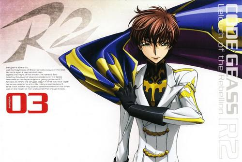 Suzaku from code geass 壁紙 possibly containing アニメ called Knight of Rounds