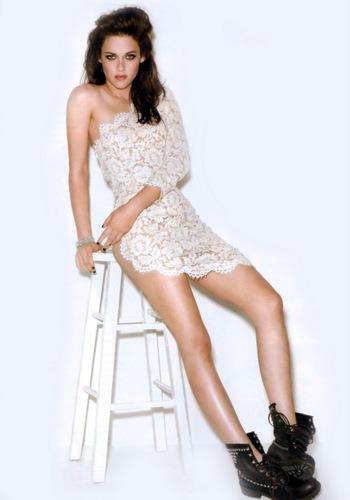 Kristen for Glamour magazine