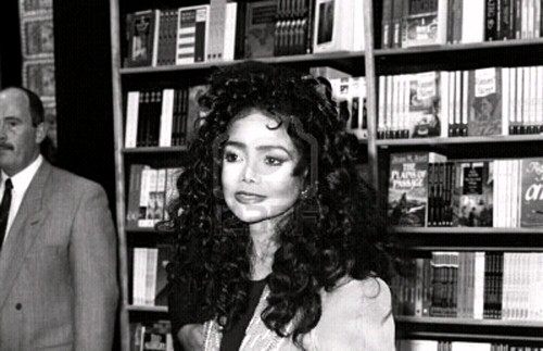 LATOYA RARE fotografia 1991