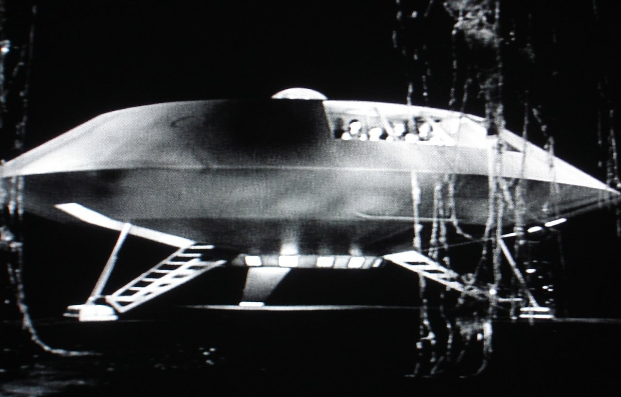 lost in space ship - photo #1