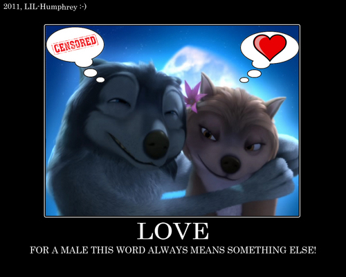 爱情 for males