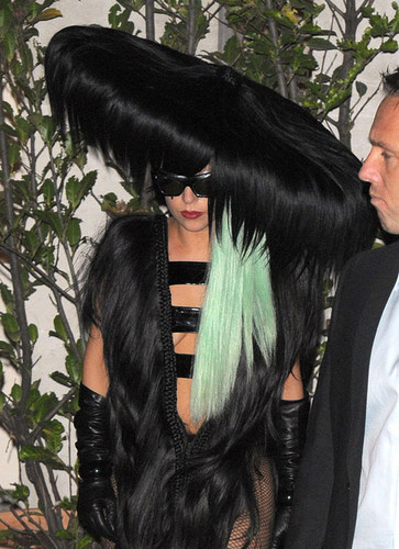 Lady Gaga in London! 8D