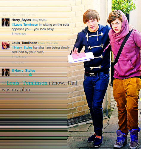Larry Stylinson - larry-stylinson Fan Art