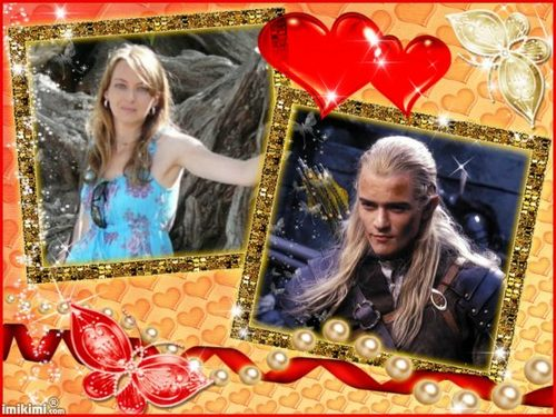 Legolas and me