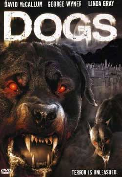 Horror Movies wallpaper possibly with a rottweiler called Lesser Known Horror: Dogs