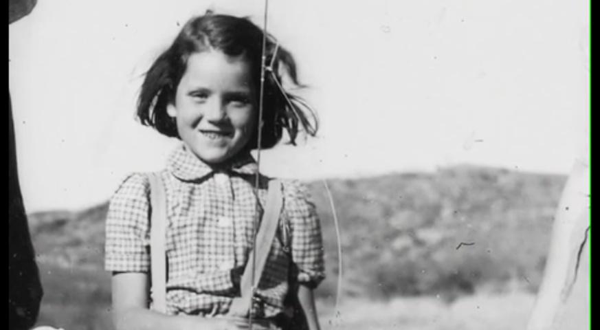 Little Diana - Childhood