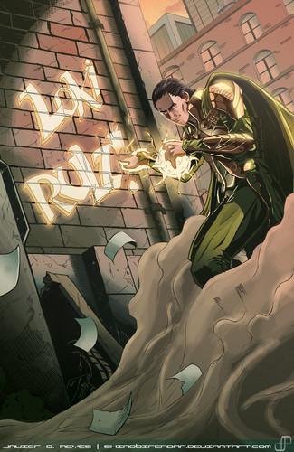 Loki Rulz!
