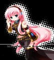 Luka Megurine - vocaloids fan art