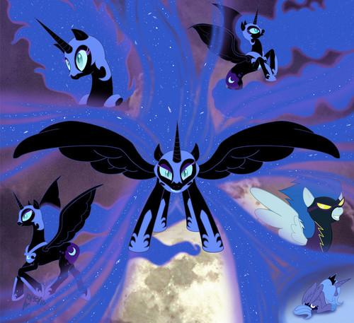 Luna/Nightmare Moon