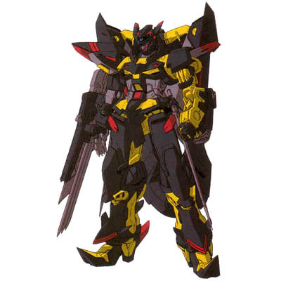 MBF-P01-Re2AMATU Astray Gold Frame Amatsu Mina Custom