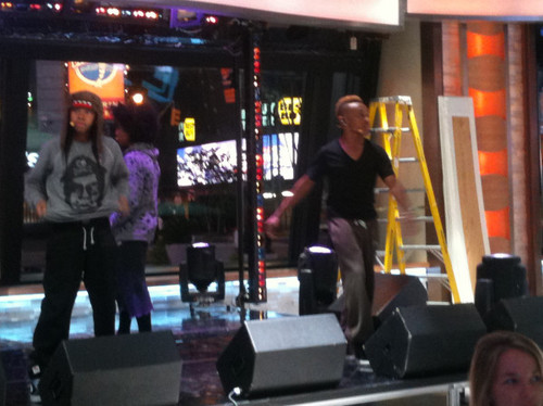 MINDLESS BEHAVIOR SOUNDCHECK