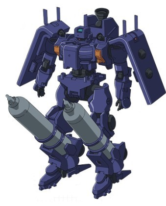 MSJ-06II-ET Tieren Space Commander Type