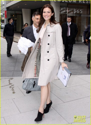 Mandy Moore: Power of 1% Press Conference