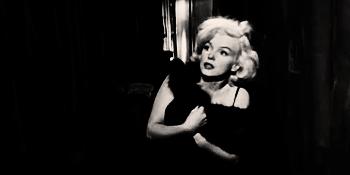 Marilyn Monroe in -Some like it hot-