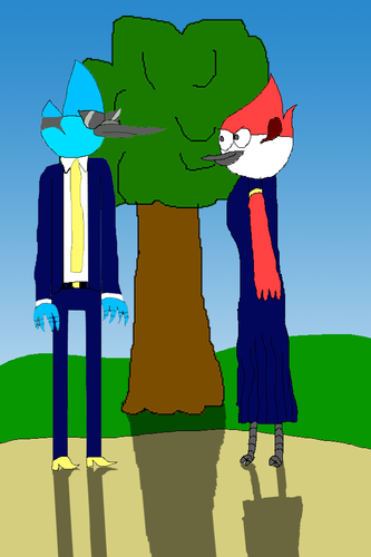Mordecai and margret