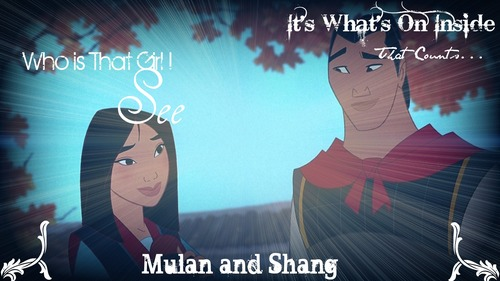 Mulan and Shang